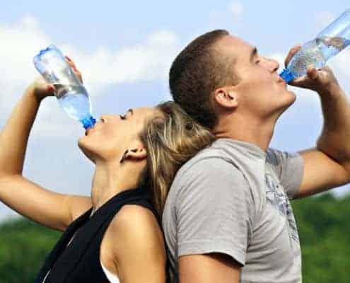 L'acqua e l'idratazione corporea